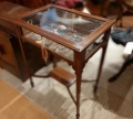 Edwardian Bijouterie Display Table
