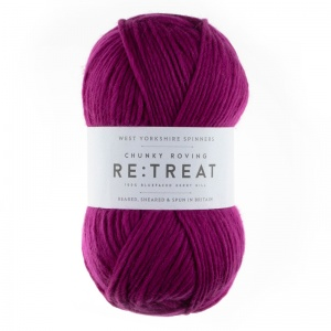 WYS Re:Treat Chunky Rowing yarn 100g - Bliss