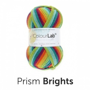 WYS ColourLab DK 100g - Prism Bright