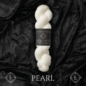 WYS Exquisite Lace 100g - Pearl