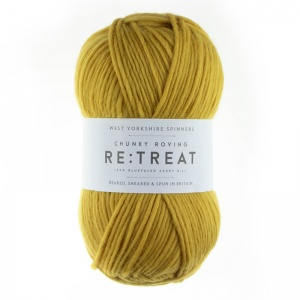 WYS Re:Treat Chunky Rowing yarn 100g - Mellow