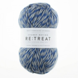 WYS Re:Treat Chunky Rowing yarn 100g - Relax