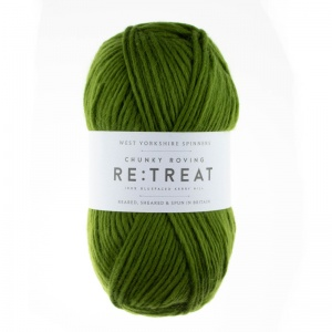 WYS Re:Treat Chunky Rowing yarn 100g - Serene