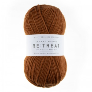 WYS Re:Treat Chunky Rowing yarn 100g - Tranquil