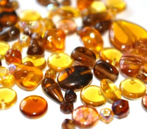 Czech Glass BEAD MIXES