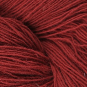 Isager yarns Spinni  50g skeins - red