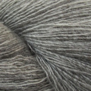 Isager yarns Spinni  100g skeins - medium grey