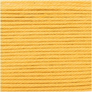 Rico Essentials Mega Wool 100g - mustard