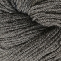 Isager Jensen Yarn 100g - Dark Grey
