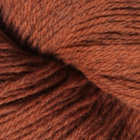 Isager Jensen Yarn 100g - Burned Orange