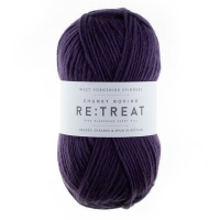 WYS Re:Treat Chunky Rowing yarn 100g - Calm