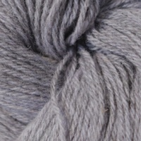Isager Jensen Yarn 100g - Soft Grey