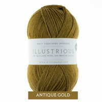 WYS Illustrious DK 100g - Autumn Gold