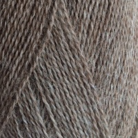 Isager Alpaca 1 - 50g natural brown