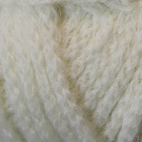 Isager Yarns Alpaca 3 yarn 50g - Natural White