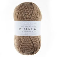 WYS Re:Treat Chunky Rowing yarn 100g - Peace