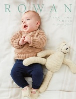 Rowan Precious Knits knitting pattern book