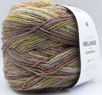 Rico Creative Melange Aran 200g - Meadow Mix
