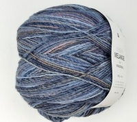 Rico Creative Melange Aran 200g - Denim Blue