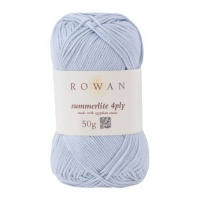 Rowan Summerlite 4ply 100% cotton 50g - Duck Egg