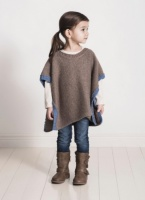 Spud & Chloe collection Puddle Jumper Poncho