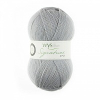 WYS Signature 4ply Florist Collection 100g - Dusty Miller