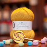 West Yorkshire Spinners Signature 4ply - Butterscotch 100g