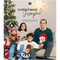 Rico Cristmas Jumpers knitting pattern book