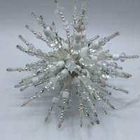 Fantasy Bauble kit  - White