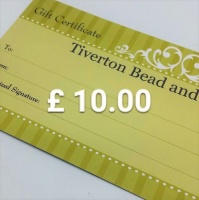 Gift Voucher in value of £10.00