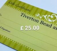 Gift Voucher in value of £25.00
