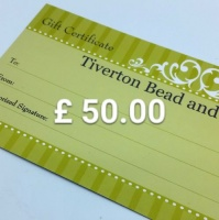 Gift Voucher in value of £50.00