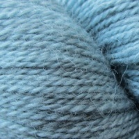 Isager Alpaca 2  50g - light blue