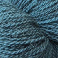 Isager Alpaca 2  50g - blue slate