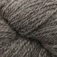 Isager Alpaca 2  Eco Line - medium grey