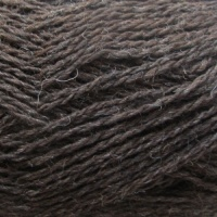 Isager Highland wool - Chocolade