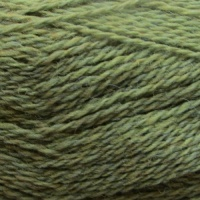 Isager Highland wool - Moss