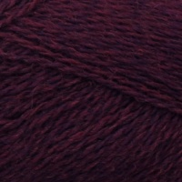 Isager Highland wool - Wine