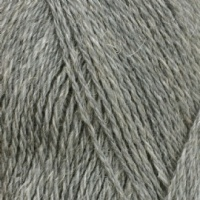 Isager Merilin yarn 50g - pale steel grey