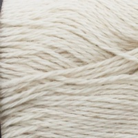 Isager Merilin yarn 50g - Natural White