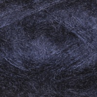 Isager Yarns Silk Mohair - midnight blue
