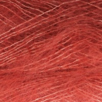 Isager Yarns Silk Mohair - coral