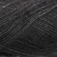 Isager Yarns Silk Mohair - brown
