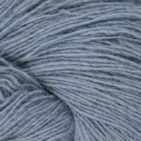 Isager yarns Spinni  100g skeins - medium blue
