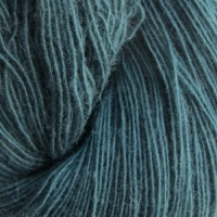 Isager yarns Spinni  50g skeins - blue green