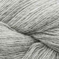 Isager yarns Spinni  100g skeins - light grey