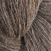Isager yarns Spinni  100g skeins - medium brown