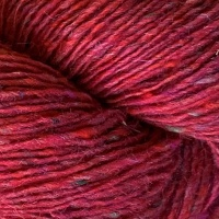 Isager Tweed 50g - Raspberry