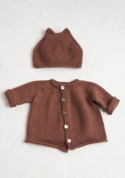 Rowan baby cardigan pattern Little Lamb