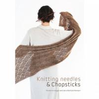Isager Knitting Needles and Chopsticks book